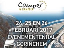 Korting op entree Camper & Kampeer